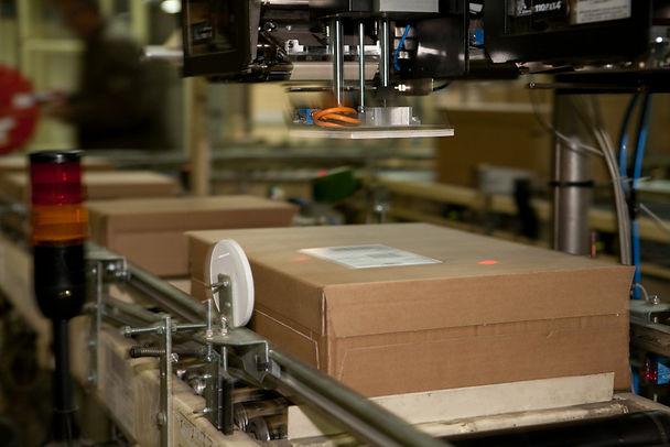 logistique packing colis paris
