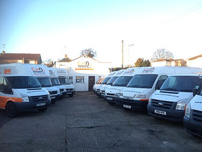 candu van hire southend