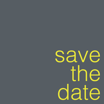 custom save the dates.