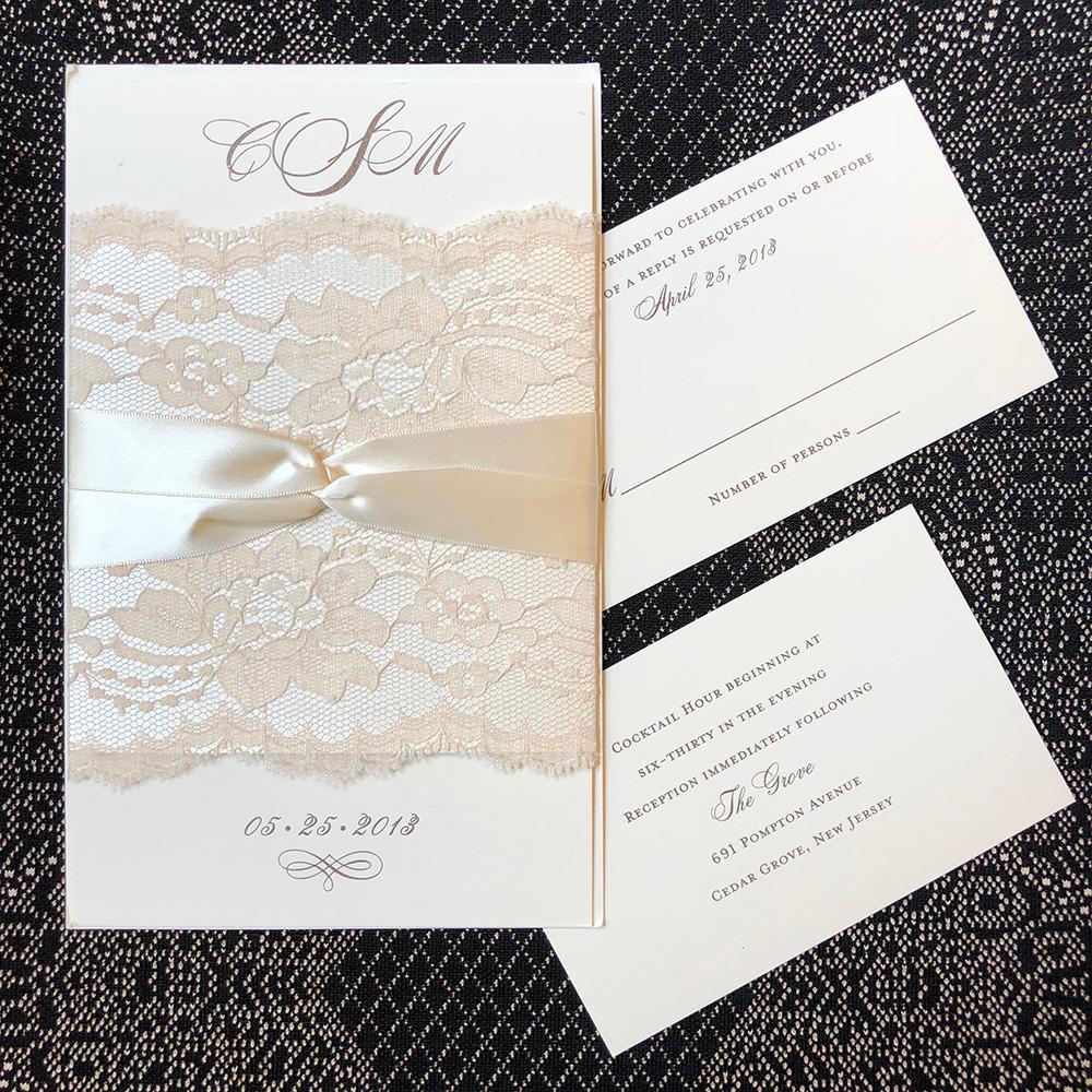 New York City\'s Best Wedding Invitation Selection