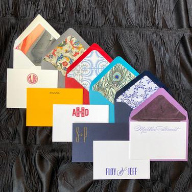 custom gift enclosure cards.