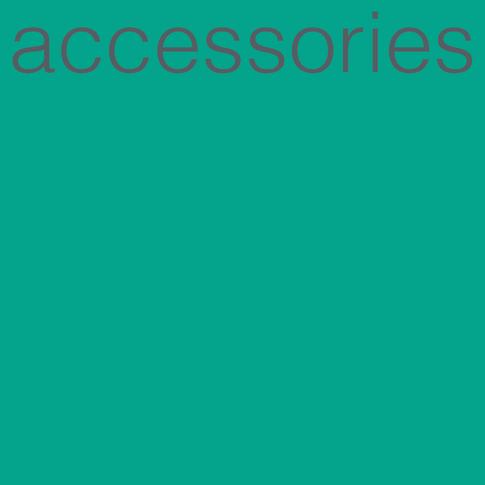 Accessories Invitation Design