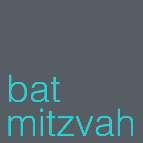 custom bat mitzvah invitations.