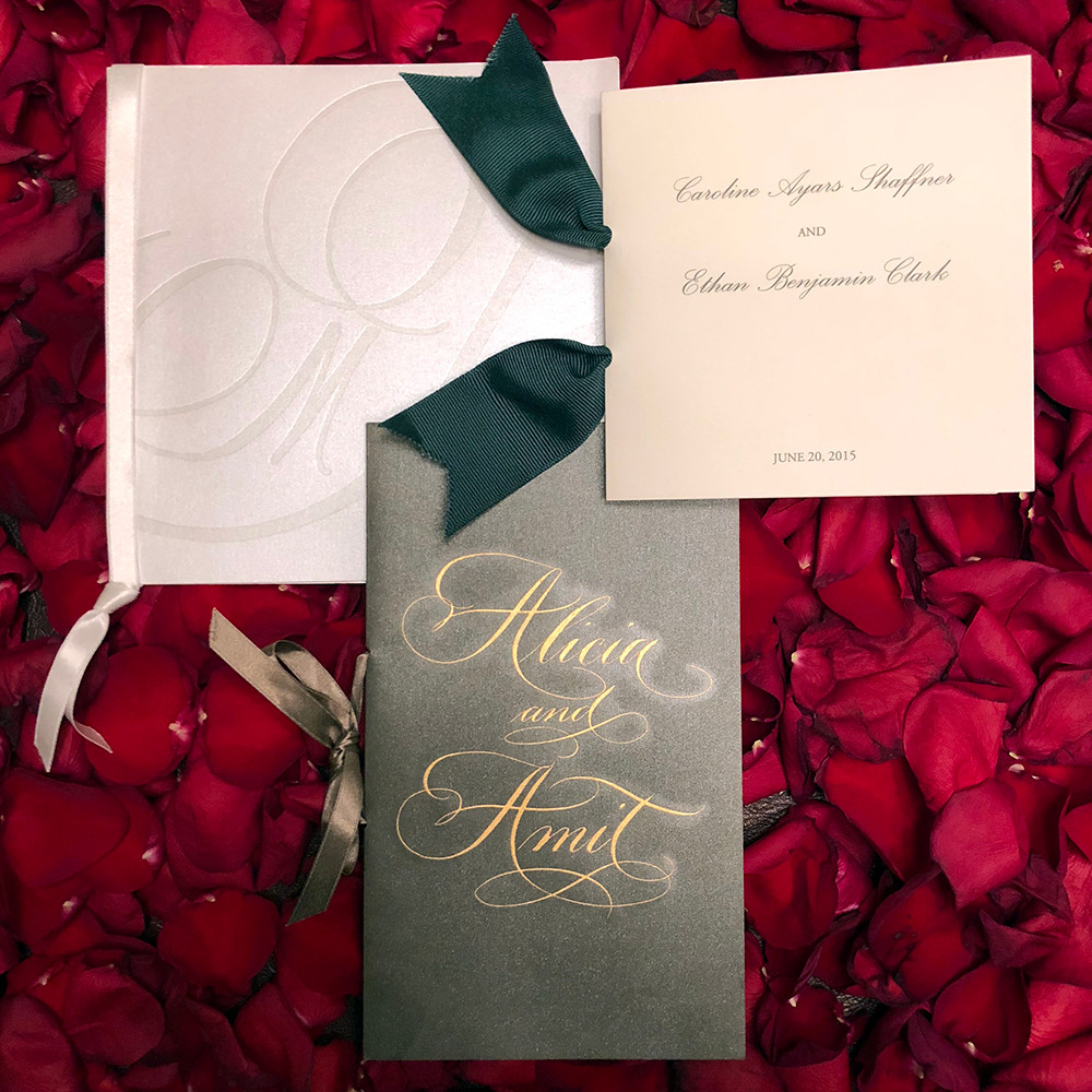 Accessories to Customize Your Invitations - New York City