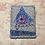 Thumbnail: Textile Art Brooch #8