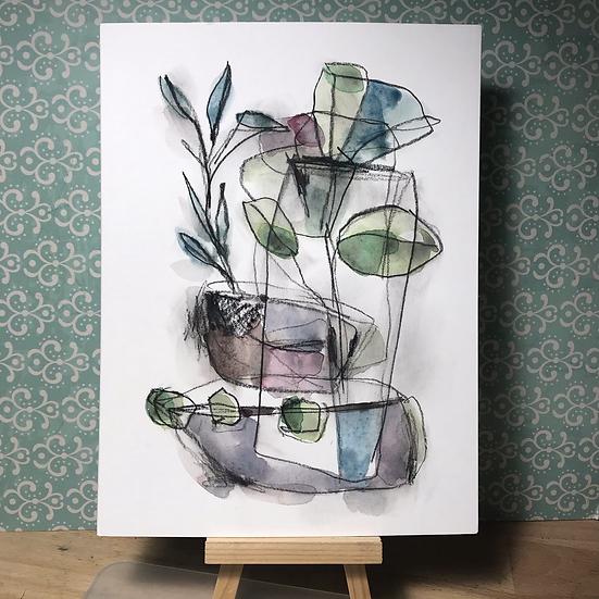 Modern Botanical 4