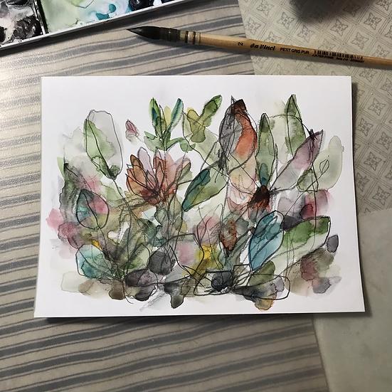 Modern Botanical 2