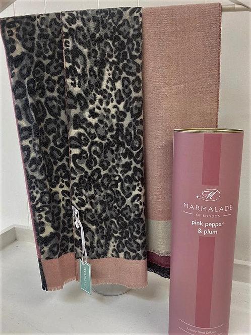 Animal Pink Gift Box