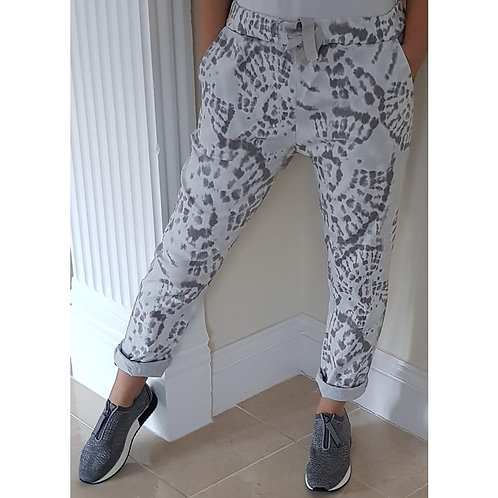 Stretch Joggers - Printed