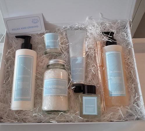 Lili Thomas Relax Gift Box