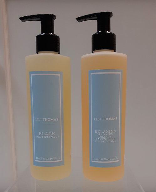 Lili Thomas Hand and Body Wash