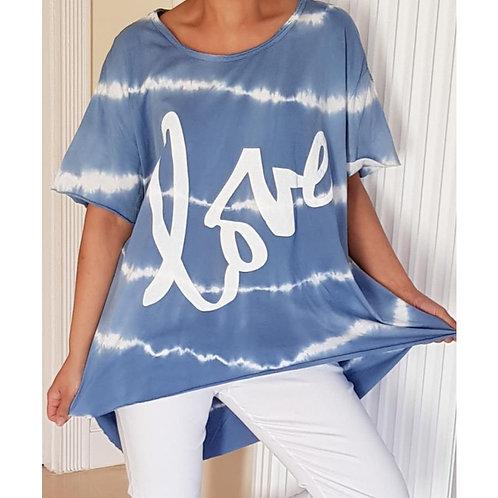 Tie Dye Loose T-Shirt