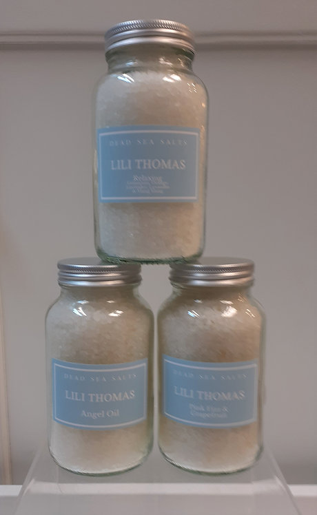Lili Thomas Bath Salts