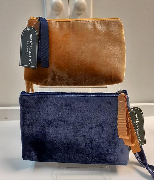 Velvet Make Up Bag
