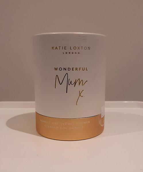 Katie Loxton - Sentiment Candle