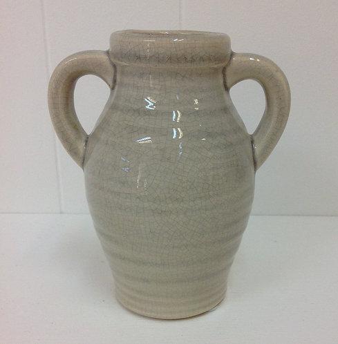 Ceramic Small Urn Vase