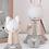 Thumbnail: Small Sitting Bunny Ornament
