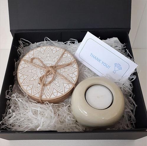 Gift Box - Natural