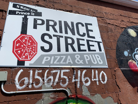 Healthier Hendersonville- Prince Street Pizza