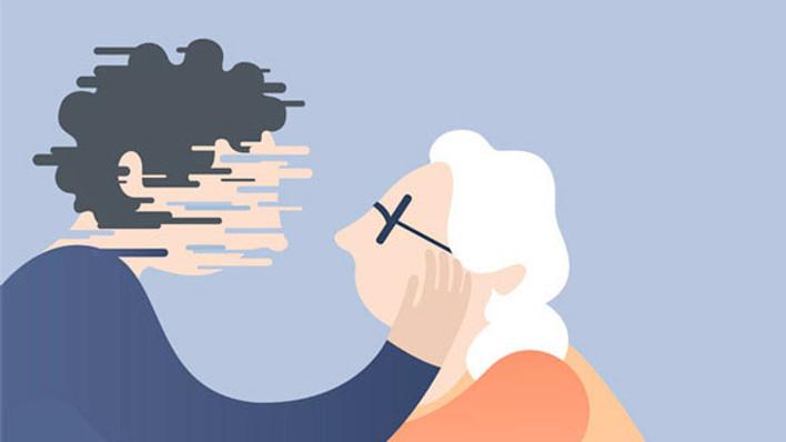 Minha mãe tem Alzheimer e agora?   Conversando sobre o impacto do diagnóstico e como lidar com a doença.