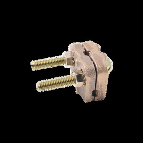 "Conector de Varilla 5/8"" a Cable Calibre 4 TOTAL GROUND"