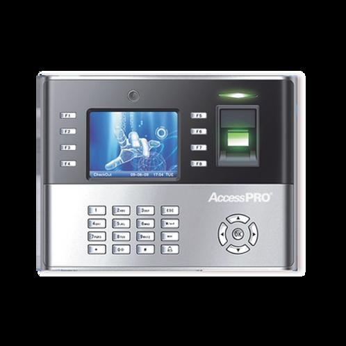 Reloj checador IP 10,000 huellas y 10,000 tarjetas ZKTECO - ACCESSPRO