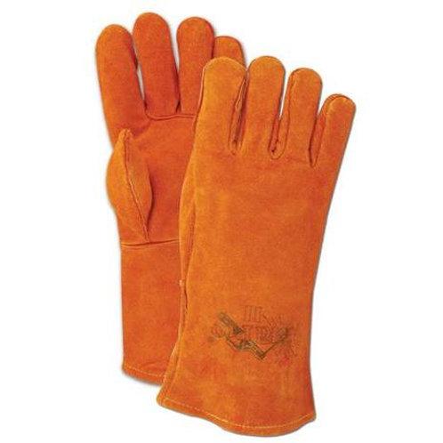 Magid® WeldPro® T2701S Shoulder Split Cow Leather Welding Gloves