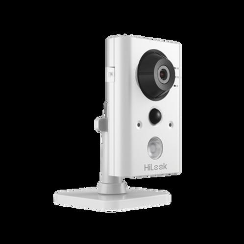 Cubo IP 1 Megapixel / Lente 2.8 mm / 10 mts IR / Sensor PIR Integrado