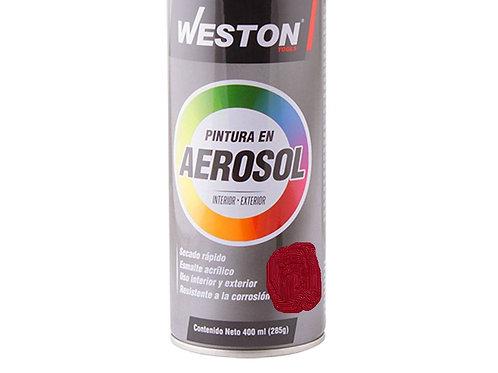 AEROSOL WESTON ROJO TAXI STM-900180