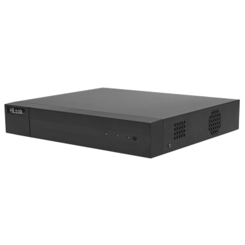 DVR 1080P Lite Pentahibrido / 4 Canales TURBOHD + 1 Canal IP / 1 Bahía de Disco