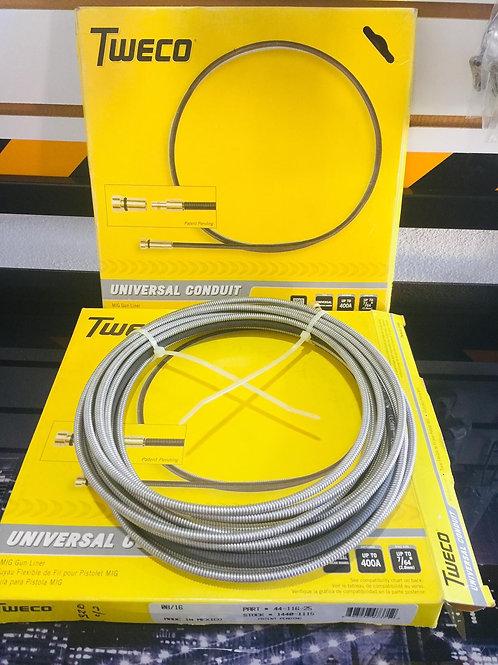 Guía universal para cable Tweco® 44U-18