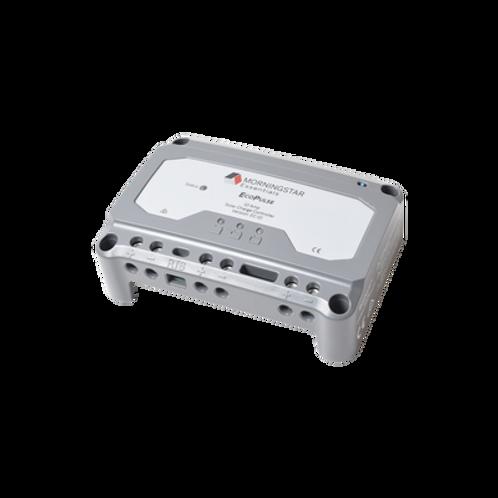 Controlador solar 12/24 Vcd de 30 Amp. Sin pantalla de medición. MORNINGSTAR