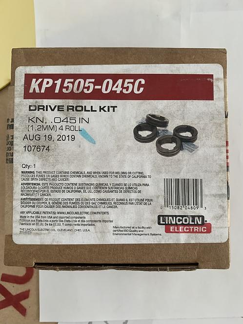 Drive roll kit linconl kp 045