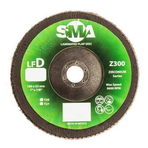 Disco Laminado SMA 4-1/2 (desbaste De Metal)