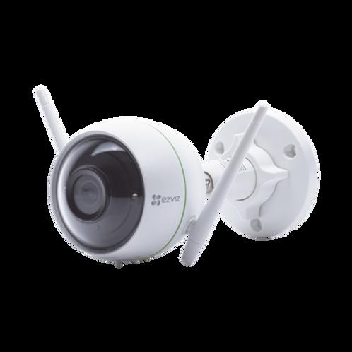 Bala IP 2 Megapixel / WiFi / Lente 2.8 mm / 30 mts IR / Micrófono integrado