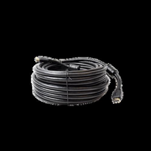 Cable HDMI de 20m ( 65.61 ft ) Soporta resoluciones en 4K EPCOM POWERLINE