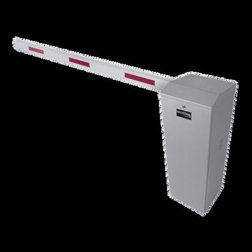 Kit de Barrera Vehícular Izquierda Color Gris ACCESSPRO