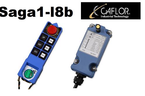 Set de radio control Saga Mod Saga1-l8b 1 control + 1 receptor