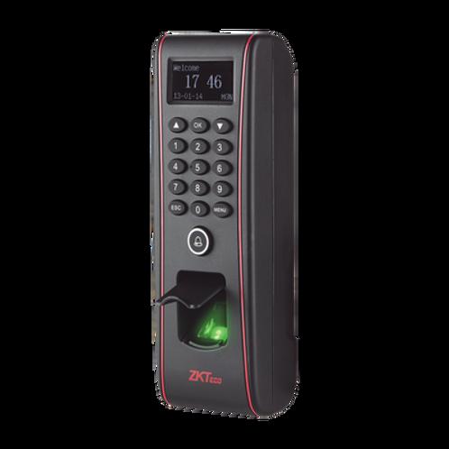 Terminal biométrica exterior / 3,000 huellas ZKTECO