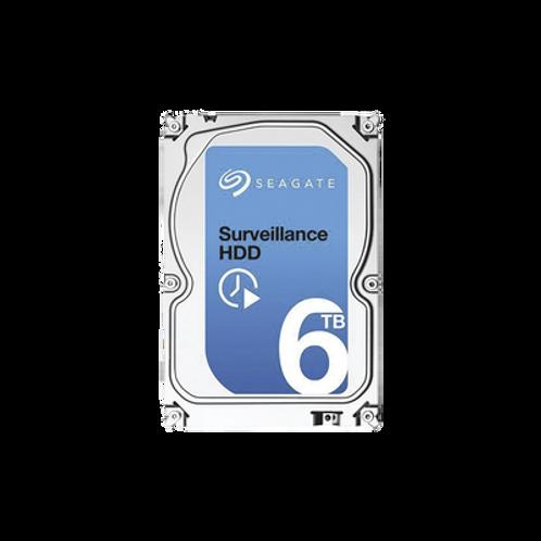"Disco duro 3.5"" 6TB SATA SKYHAWK SEAGATE"