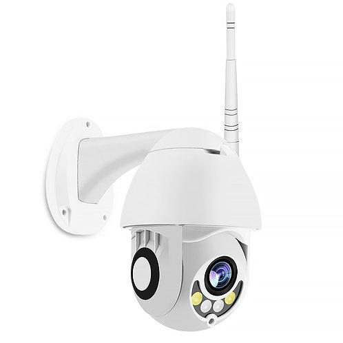 Cámara de seguridad Wi-Fi Full HD robotizada