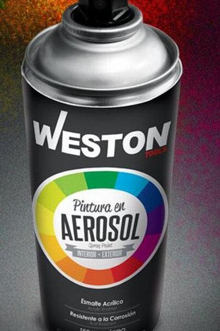 ESMALTE ACRILICO EN AEROSOL WESTON COBRE METALICO STM-900280