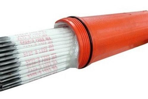 Soldadura de aluminio Electrodo de 1/8 marca INFRA