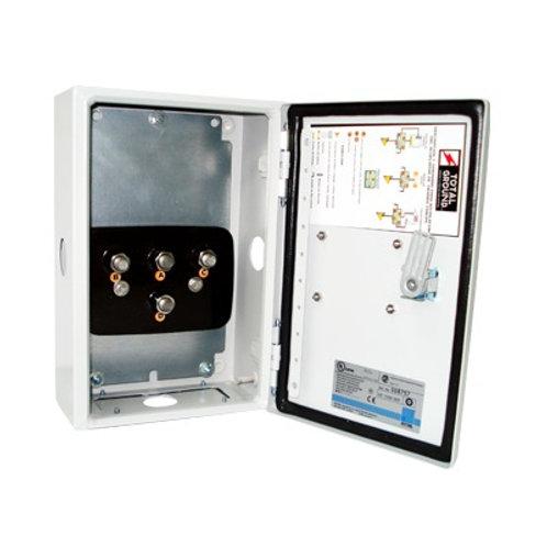 Acoplador de Impedancias de 1500 Amp. Capacidad Máxima. TOTAL GROUND