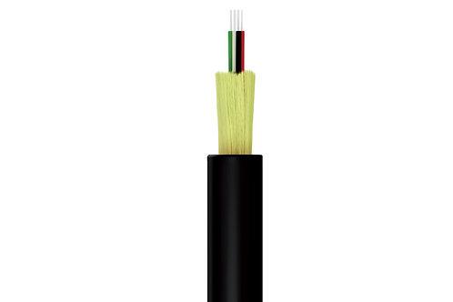 Cable de Fibra Óptica Interior-Exterior 6 Hilos OM3 50/125 optimizada