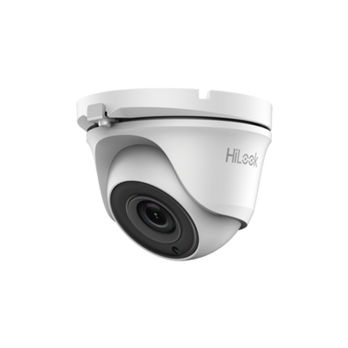 Turret TurboHD 4 Megapíxeles / Gran Angular 100° de visión HILOOK BY HIKVISION