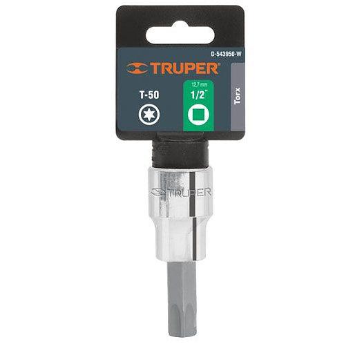 DADO TORX T50 TRUPER D-523950W