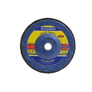 Disco laminado de 4 1/2 Kompetidor-E grano 60
