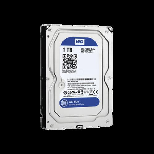 Disco duro WD 1 TB WESTERN DIGITAL (WD)