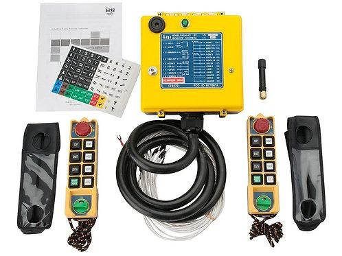 Radio Control Saga 1-K2 set de 2 Transmisores